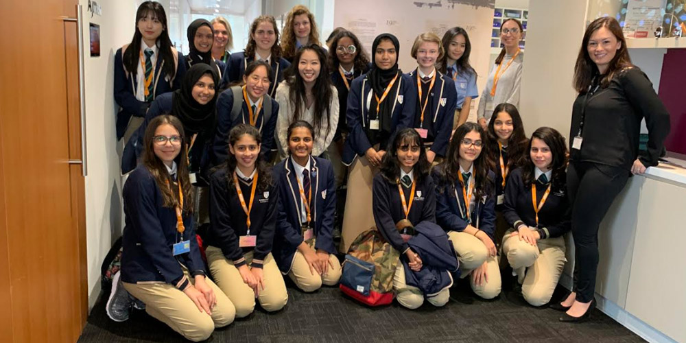 AECOM in the Middle East runs STEM workshop for schoolgirls