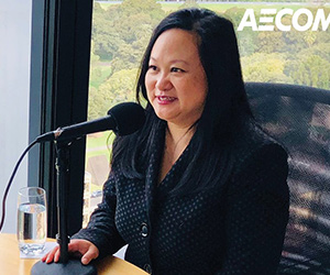 AECOM interviews CEO of Infrastructure Australia