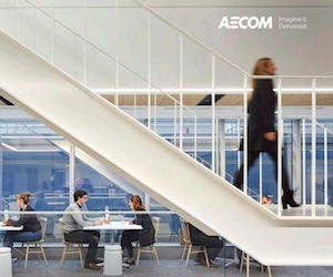 Designing a collaborative environment at AECOM