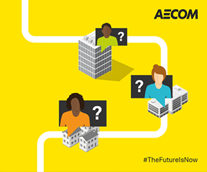 AECOM experts discuss scenario planning for the future of work