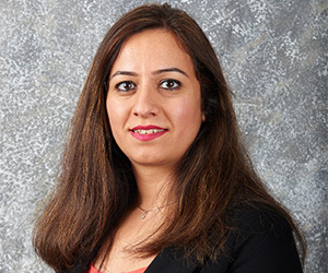 """Never stop learning"" says AECOM engineer, Puja Sapru"