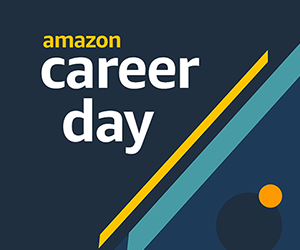 Amazon hosts virtual Career Day to support job seekers
