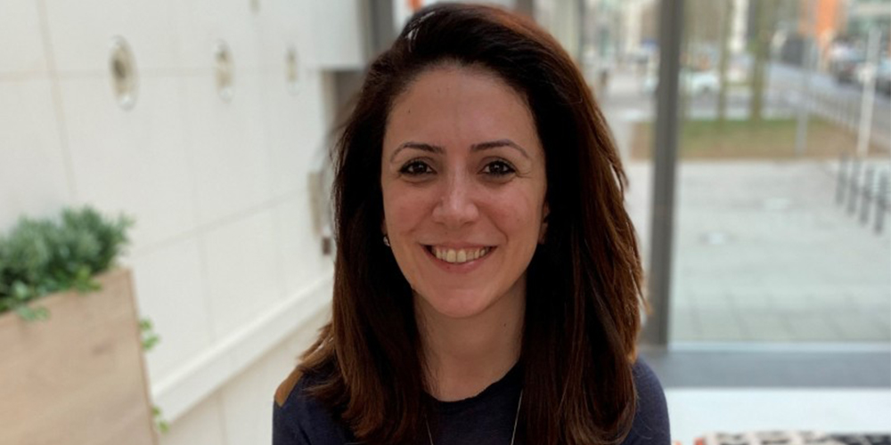 Esra Avsar is a Technical Advisor at Amazons European HQ