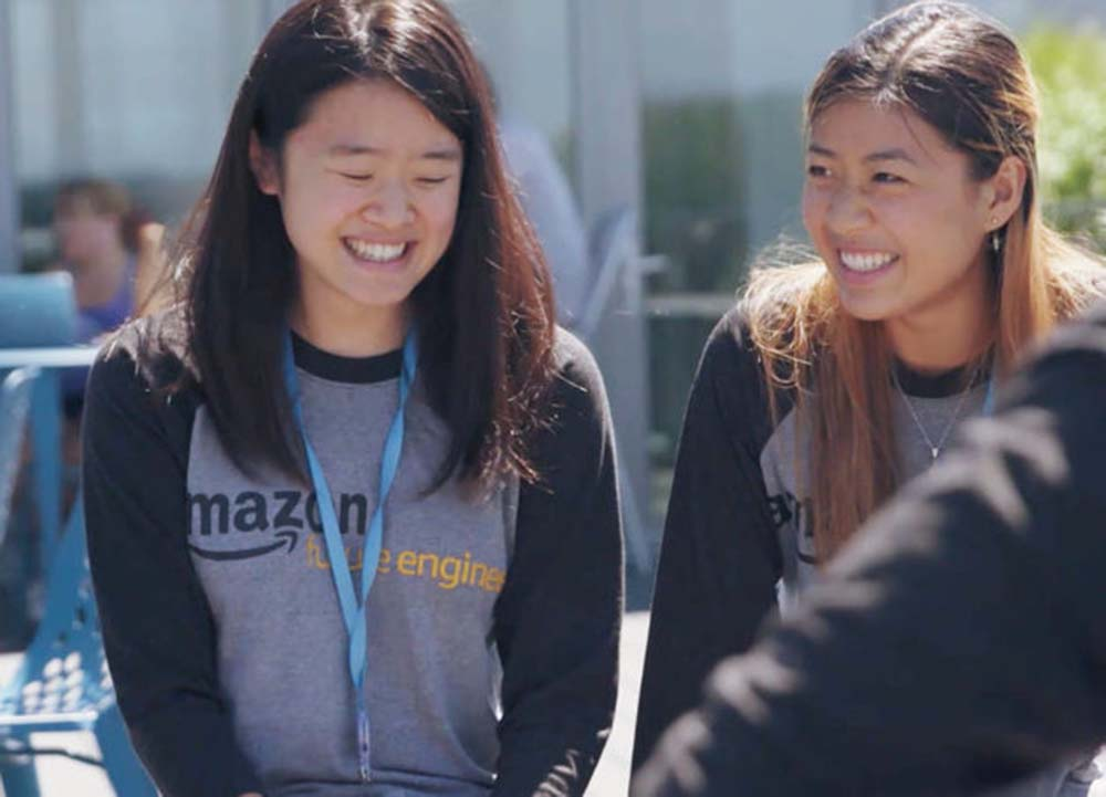Amazon Future Engineer scholarships can change lives