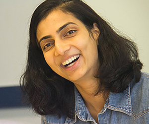 Remya is a Principal for Product Management at Amazon
