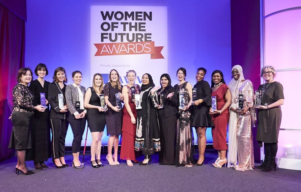 Amazon shortlisted for Women of the Future Awards