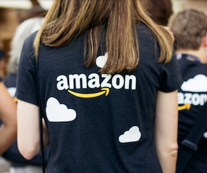 Amazon most desirable place to work