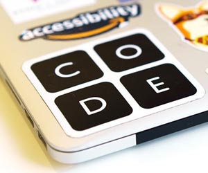 Amazon makes donation to support coding education
