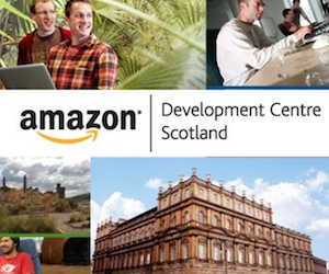 Amazon Edinburgh Development Centre