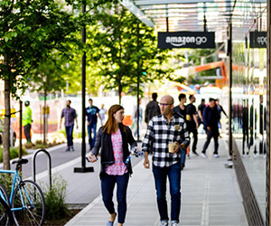 Amazon is named one of the Best Workplaces for Innovators