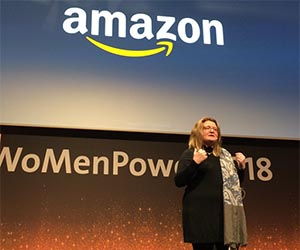 Amazon Ingrid Ebner provides inspiring career insights