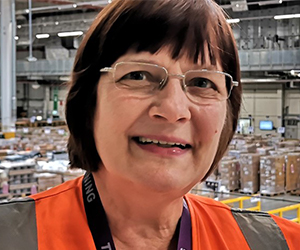 Ute at Amazon fulfills her long-term career aspiration as a trainer