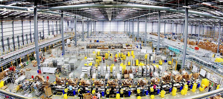 Excellent European career opportunities with Amazon