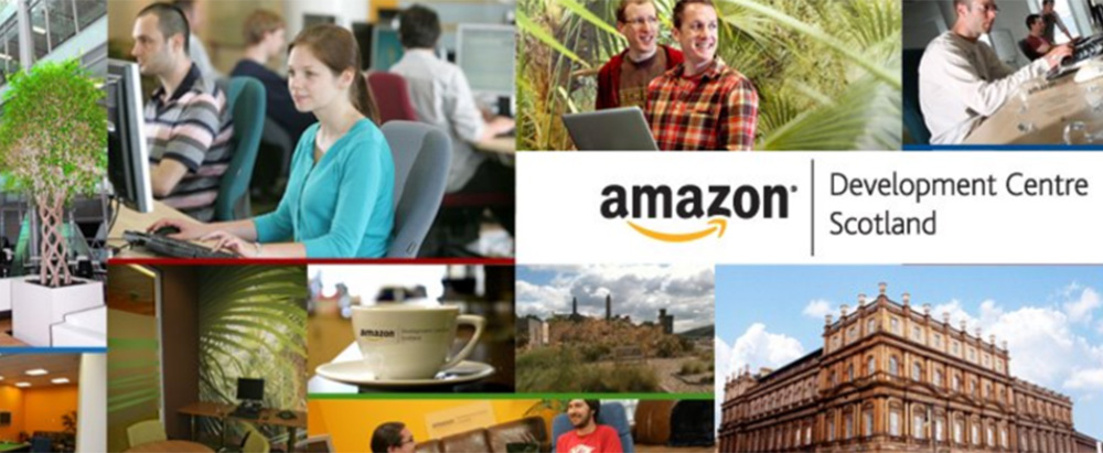 Amazons expansion supports innovation across Europe