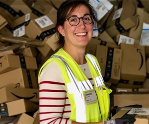 Amazon Operations Logistics Manager France