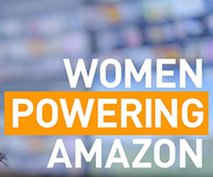 Women building the future on behalf of Amazon customers