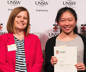 Arcadis Women in Engineering scholarship provides great support