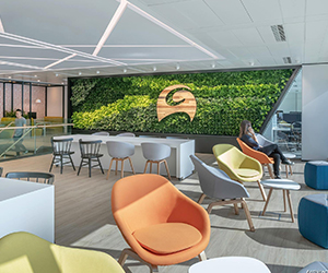 Arcadis Hong Kong workplace