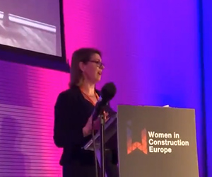 Arcadis CFO inspires women at construction conference