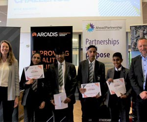 Regeneration challenge sees Arcadis promoting STEM