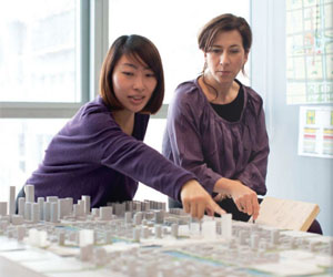 Women at Arup enjoy working on cutting-edge projects