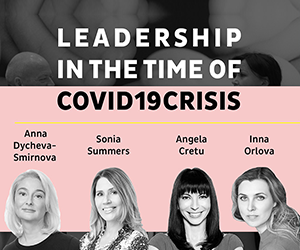 Avon CEO discusses leadership during COVID-19 on online panel