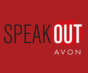 Avon urges people to #SpeakOut for women's share of voice