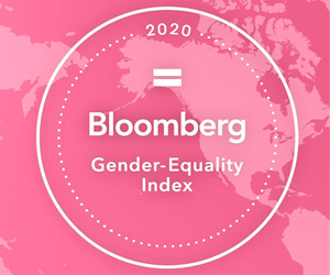 Avon again included in Bloomberg Gender-Equality Index