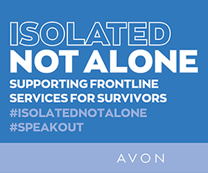 Avon provides a global voice against gender-based violence