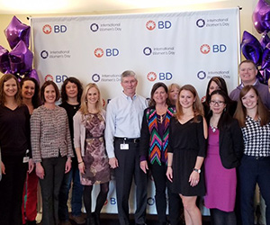 BD celebrates International Womens Day