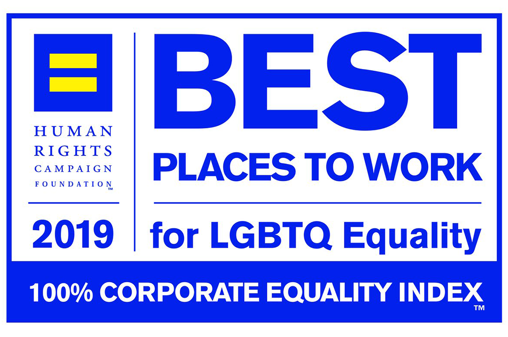 BD recognised as an LGBTQ-friendly employer