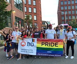 BDs OPEN Network celebrates inclusion during Pride Month
