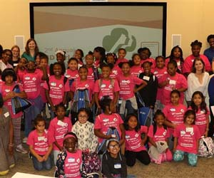 Girl Scouts gain exciting STEM skills with prime employer BD