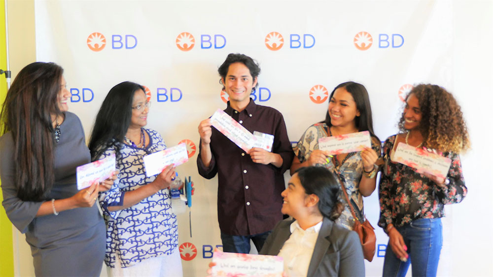 BD Womens Initiative Network inspires youth careers