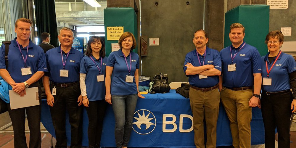 BD forges STEM careers at Science and Engineering Fair