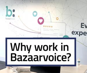 Bazaarvoice women in technology explain their work for the company