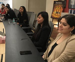 Beam Suntory and HerKey Club provide womens networking
