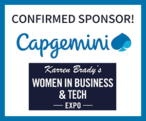 Capgemini UK sponsors Women in Business & Tech Expo Virtual