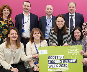 Capgemini Scottish Apprenticeship Week