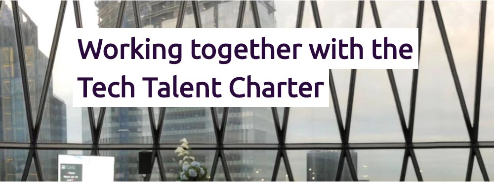 Prime employer, Capgemini, is a Tech Talent Charter signatory