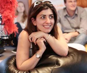 Capgemini's Anahita Mahmoudi is a TechWomen100 award winner