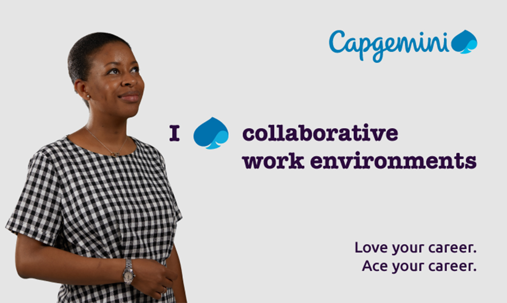 Capgemini gives Simone the flexibility to be a working mother