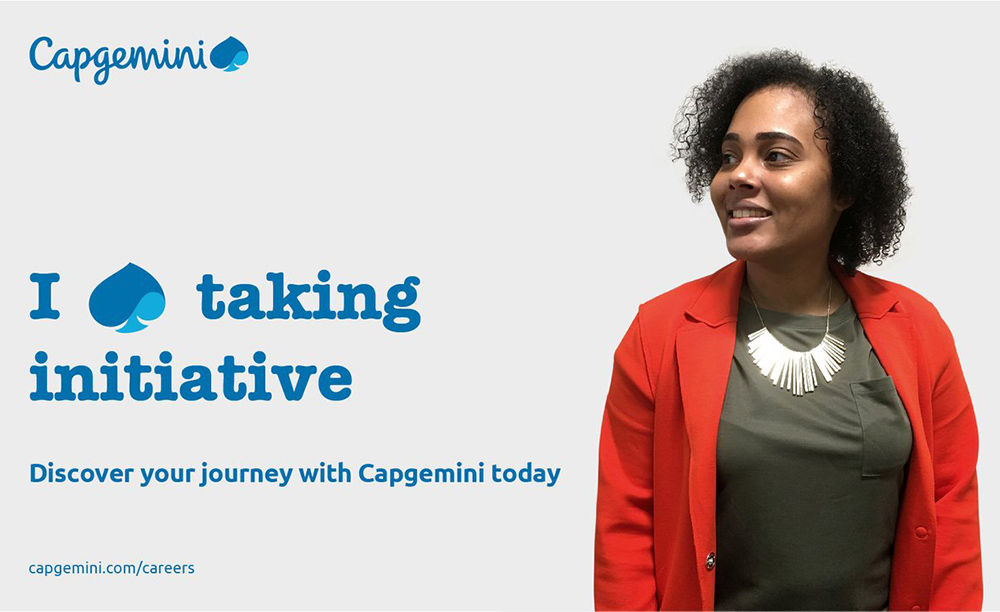 Courtneys curiousity has unlocked opportunities at Capgemini
