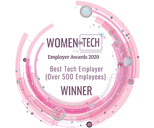 Capgemini UK awarded Best Tech Employer for impressive success
