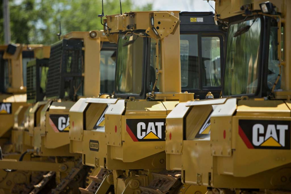 Caterpillar is a Top 5 leading employer in Brazil