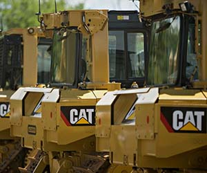 Caterpillar ranked among the world's best companies