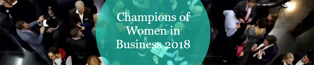FT and HERoes announce Champions of Women in Business