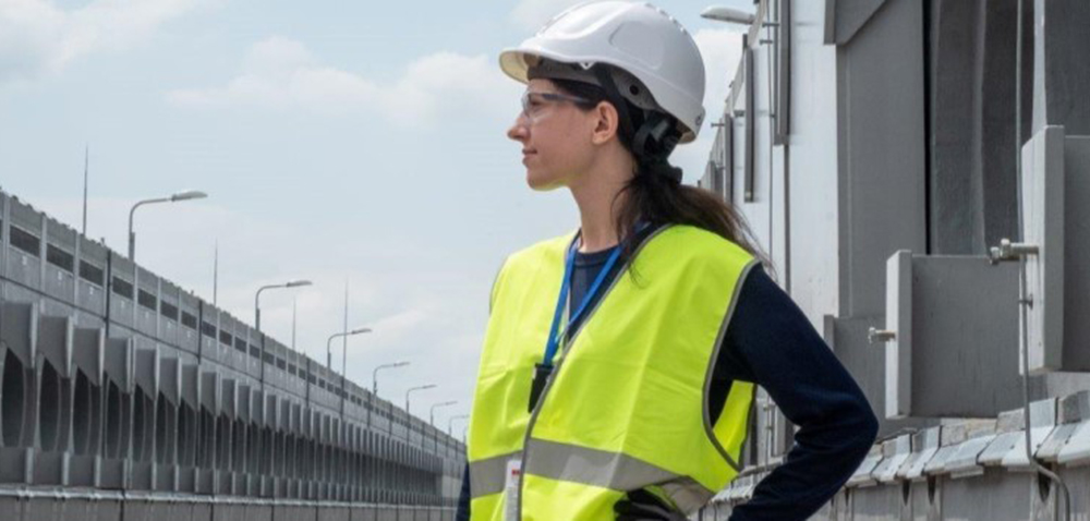 EBRD: How women engineers are making Chernobyl safer