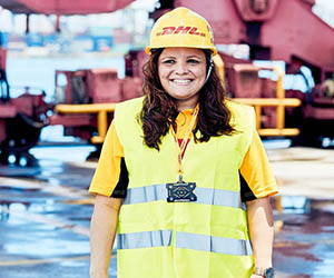 DHL helps apprentices to pave their way to success