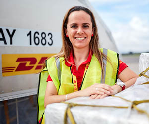 Graduates bring innovative ideas and make a difference at DHL